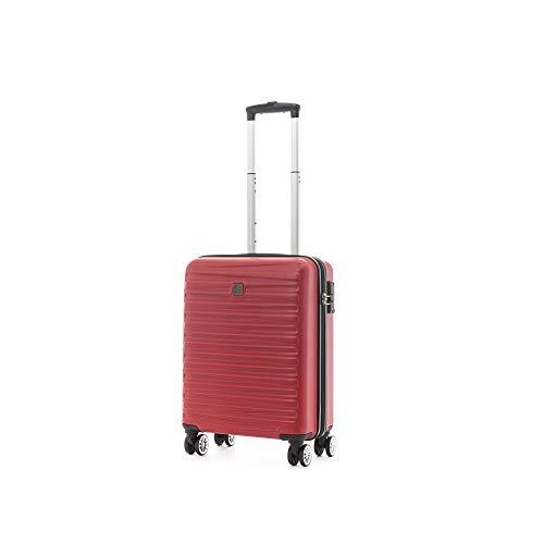 MODO by Roncato Trolley Cabina 55 cm Rigido 4 rollen Houston, 39 l - 55 x 40 x 20 cm, ultra licht binnenslot cijferslot, handtas ideaal voor Ryanair Easyjet, 2 jaar garantie