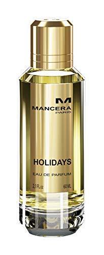 100% Authentic MANCERA Holidays Eau de Perfume 60ml Made in France + 2 Mancera Samples + 30ml Skincare