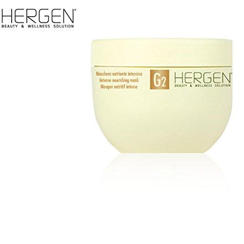 hergen Beauty & Wellness Solution G2 Máscara Intensiva cut