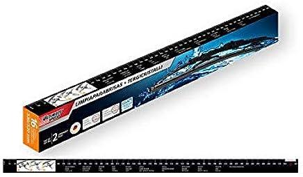 Ultimate Speed Pack DE 2 LIMPIAPARABRISAS ESCOBILLAS DE 600/450 MM