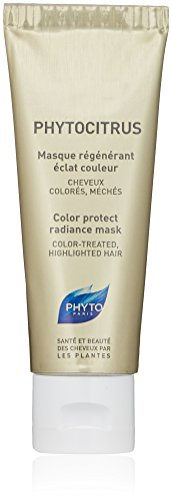 Phytosolba Phytocitrus Masque régénérant éclat couleur 50ml