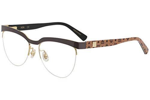 Eyeglasses MCM 2102 211 BROWN/COGNAC VISETOS