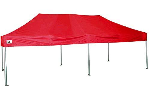 Gala Tent 3m x 6m Gala Shade Pro 50 Gazebo (Red)