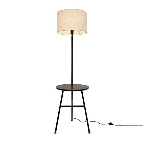 Hanglamp voor kinderen, Amerikaans, eenvoudig, creatief, woonkamer, studeerkamer, slaapkamer, verticaal, dienblad, salontafel, van hout, staande lamp AA+