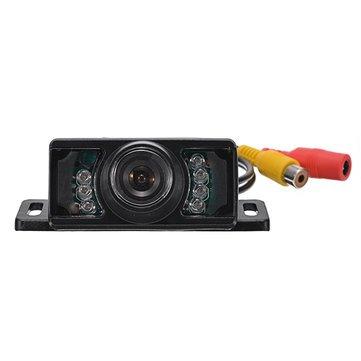 WZhen Impermeable E350 Color Cmos Ccd Coche Cámara De Visión Trasera Reverse Backup Cod