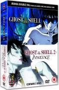 Ghost in the Shell/Ghost in the Shell 2: Innocence [Import anglais]