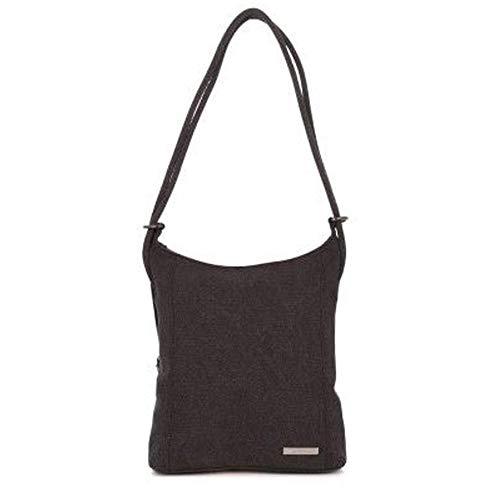 Hemp Small Handbag & Backpack by Sativa Bags - Grey