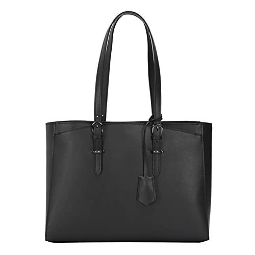 Borse a Mano Donna Borse Tote Shopper Borse Spalla Borsa da donna in vera pelle da donna 15.6 pollici per laptop borsa per laptop borsa a tracolla borsa a tracolla borsa a tracolla borsa a tracolla bo
