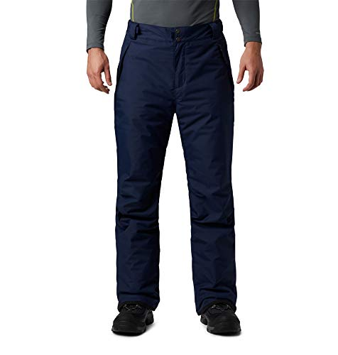 Columbia Ride On Pantalones, Hombre, Azul (Collegiate Navy), Talla: XL/R