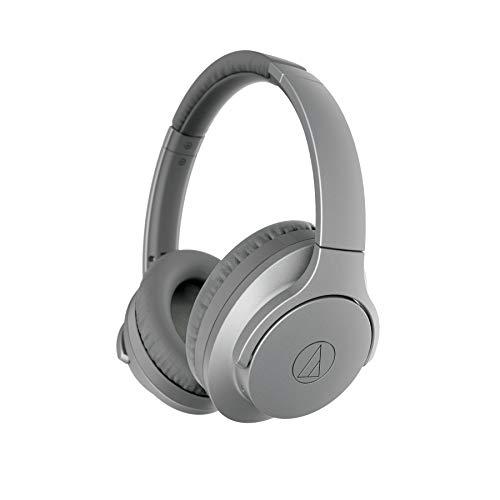 Audio-Technica ATH-ANC700BTGY - Cuffie wireless a cancellazione del rumore, colore: Grigio
