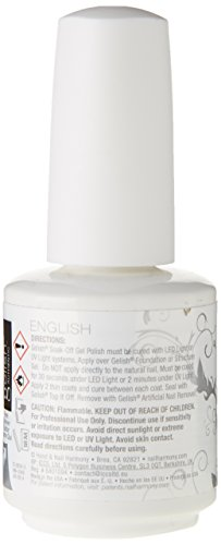 Harmony Gelish, Gel de manicura y pedicura (Make You Blink Pink) - 15 ml.