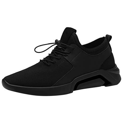 ZODOF Zapatillas Calzado Deportivo Hombres Casual Cómodo Respirable Zapatos de Mesa Atlético Zapatillas Deportivas Running Sneakers