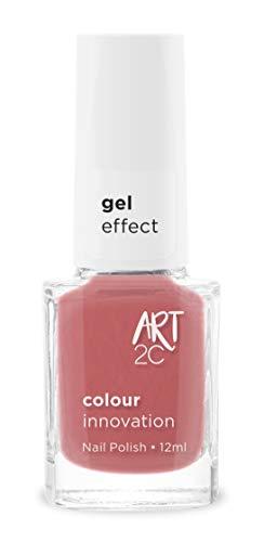 Art 2C Aloha - Nagellack mit Gel-Effekt - 18 Farben, 12 ml, Farbe: GE25