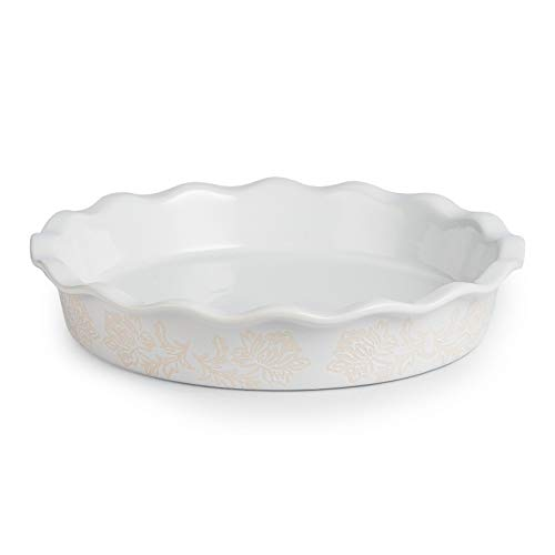 Wisenvoy Kuchenform aus Keramik, tiefe Form, antihaftbeschichtet, zum Backen von Kuchenformen