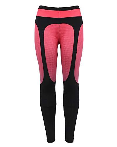 Mieuid dames splice geruit print sport legging hoge chic elasticiteit T slank lopen workout yoga broek leggings broek