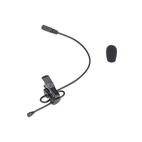 Samson Technologies LM10x Omnidirectional Lavalier Microphone with Four Adapter Cables Compatible With Popular Wireless Systems (SALM10x)