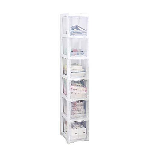 Niche trolley estrecho nicho armario con ruedas estante nicho estante estrecho relleno estante gabinete de cocina gabinete cajón caja del cajón rollo contenedor gabinete herramientas de 18cm ancho