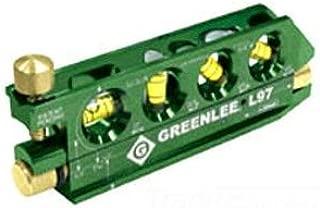 Greenlee L97 Mini-Magnet Laser Level 80 Plus Yard Range 52022043 03582