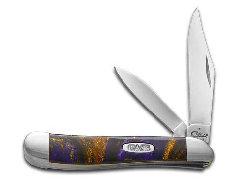 CASE XX Jubilee Corelon Peanut Stainless Pocket Knife Knives