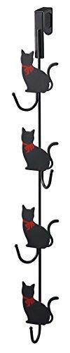 Yamazaki Home Kitten Over-The-Door Hook