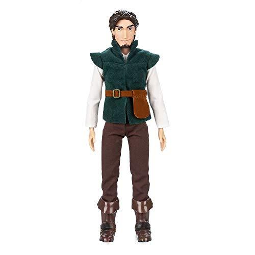 Disney Store Bambola Classica Flynn Rider Eugene Serie Rapunzel L'Intreccio della Torre