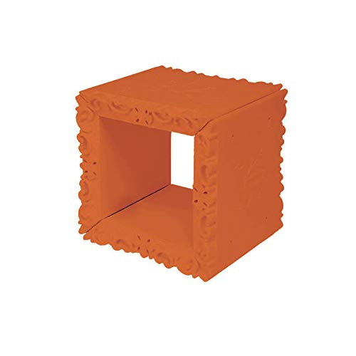 Design of Love Joker of Love Cube/Bibliothèque Orange courge