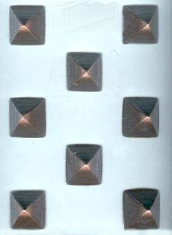 "1 1/2"" Pyramid Candy Mold"