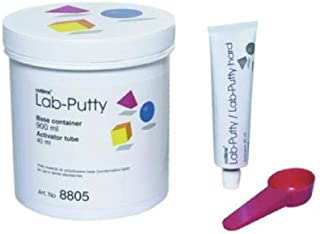 CWH Lab Putty Silicone Material Standard Base Pack w/Cat