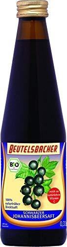 Beutelsbacher Bio Schwarzer Johannisbeersaft (2 x 330 ml)