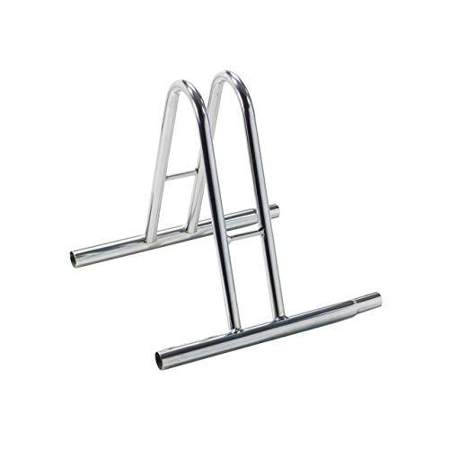 ANDRYS - Portabicicletas de suelo para exteriores e interiores - Porta bicicleta...