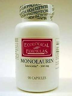 Ecological Formulas/Cardiovascular Research Monolaurin(Lauricidin 300mg) 90c