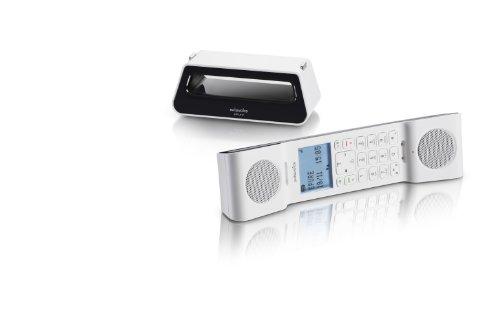 Swissvoice Schnurlostelefon schwarz/weiß