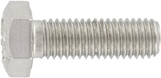 Fully Threaded Metric Coarse Threads 65mm Length Metric Zinc Blue-Chromate Plated Finish Meets DIN 931//ISO 898 Specifications Pack of 25 Class 10.9 Steel Hex Bolt M14-2 Thread Size