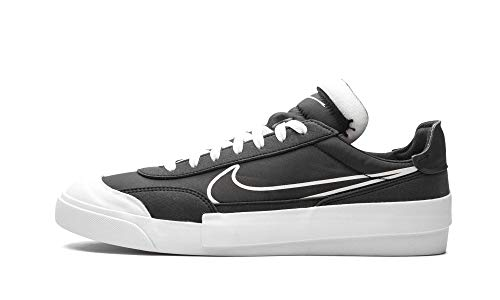 Nike Drop-Type HBR, Scarpe da Tennis Uomo, Black/White, 45 EU