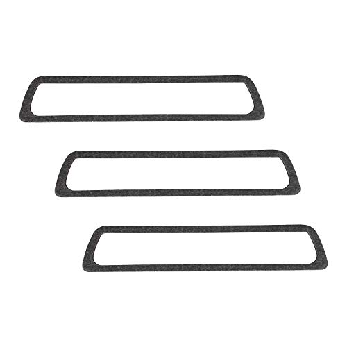 SENSHINE 3rd Third Brake Light Seal Gasket Compatible for Ford F150 2009 to 2014 Foam Gasket Replacement (3 PCS , 5mm Thickness)