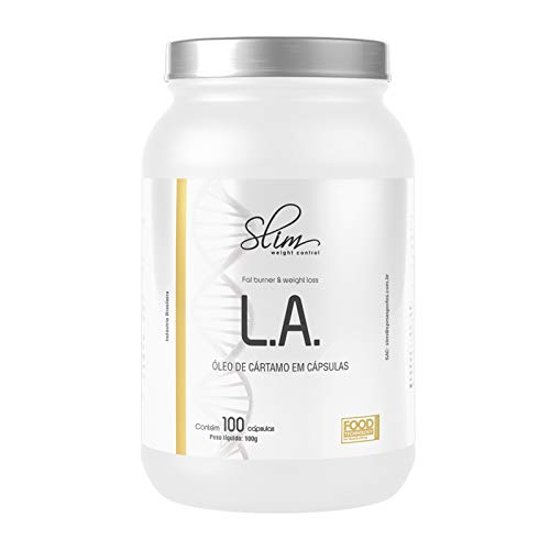 L.A. Slim (Óleo de Cártamo) 100Caps – Slim Weight Control