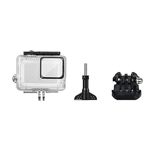 GEBAN Tauchschutzhülle wasserdichte Gehäuse Für for gopro Für HERO7 Silver White Frame Action Kamera Zubehör Shell Schutzhülle Drohnen Zubehör