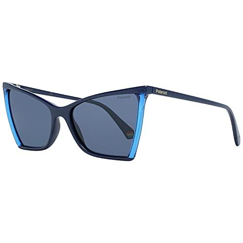 Polaroid Pld 6127/s PJP/C3 BLUE 57, Gafas Mujer, Talla única