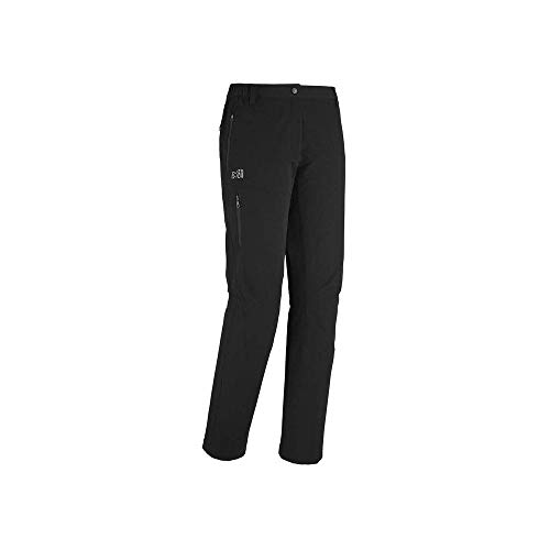 MILLET All Outdoor PT W Hiking Pants, Womens, Black-Noir, 36, black -...