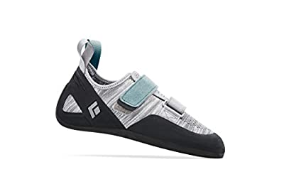 Black Diamond Momentum Climbing Shoe - Women's Aluminum 10.5