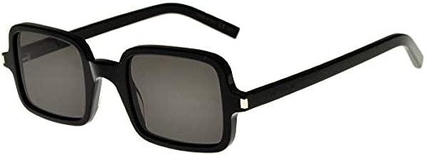 Saint Laurent SL 332 Black One Size