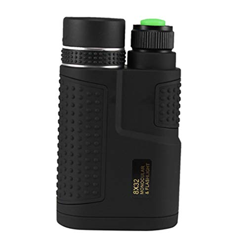 Review Of GUODLIN Night Vision Outdoor 8x32 Wide View HD Monocular, Portable Waterproof BAK4 Prism F...