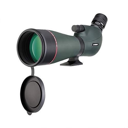 SVBONY SV406 Spotting Scope HD Dual Focus,20-60x80mm,Long Range,IPX7 Waterproof,High Power,Spotter Scope,for Bird Watching,Hunting,Wildlife Viewing,Astronomy,Hiking,Shooting,High Definition with Case