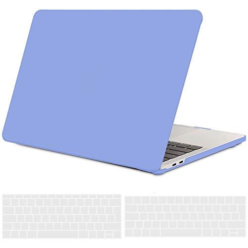 TECOOL Funda para MacBook Pro 13 2016 2017 2018 2019, Plástico Dura Case Carcasa + Tapa...