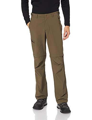 Vaude Herren Farley Stretch T-Zip Hose II, Tarn, 46/XS , 04575