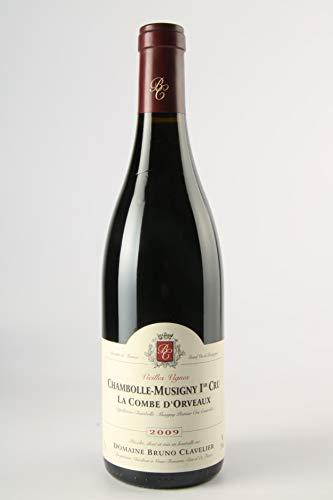 BRUNO CLAVELIER La Combe d'Orveaux Veilles Vignes 2009-1er Cru