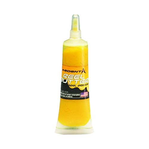 Ardent Reel Butter Grease, Yellow, Sm 6.25-Inch H