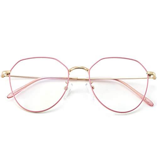 ANRRI Blue Light Blocking Glasses Lightweight Eyewear Frame Filter Blue Ray Computer Glasses