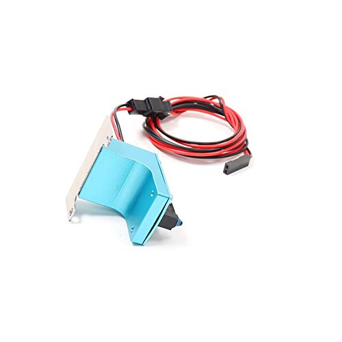 LIZONGFQ Zhang Asia Anycubic Kossel 3D-Drucker-Auto-Leveling Sensor Fit for beheizte Bettposition Leveling Probe-Modul