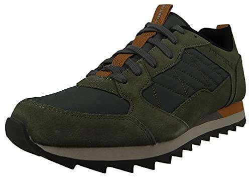 Merrell Alpine Sneaker, Botas de montaña Hombre, Beluga, 48 EU
